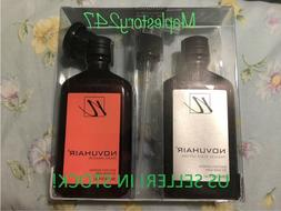 2 IN 1 NOVUHAIR HAIR LOTION & SHAMPOO Helps in HAIR LOSS Nat