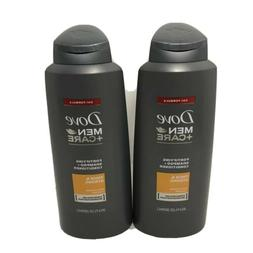 2 Pack Dove Men +Care Fortifying Shampoo + Conditioner Thick