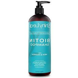 Anti Hair Loss Biotin Shampoo For Hair Growth with DHT Block