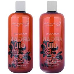 Argan Shampoo And Conditioner Sulfate Free- Joanne Arden Org