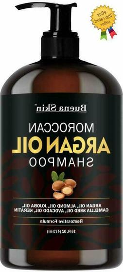 Art Natural Organic Argan Oil Hair Loss Shampoo Hair Regrowt