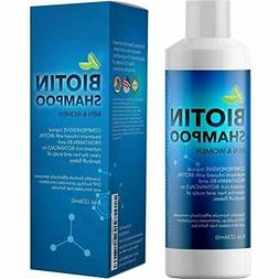 Biotin Shampoo for Hair Growth B-Complex Formula for Hair Lo