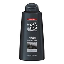 Dove Men+Care Shampoo, Charcoal, 25.4 oz