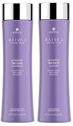 CAVIAR Anti-Aging Body Building Multiplying Volume Shampoo a