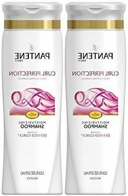 Pantene Pro-V Curly Perfection Moisturizing Shampoo 12.6 oz