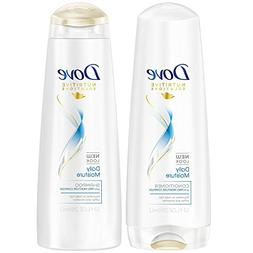 Dove Daily Moisture Shampoo and Conditioner 12oz Combo SET *