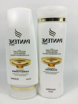 Pantene Shampoo 2-In-1 Daily Moisture Renewal 12.6 Ounce