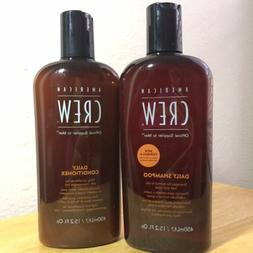 American Crew Daily Shampoo and Daily Conditioner Set 15.2oz