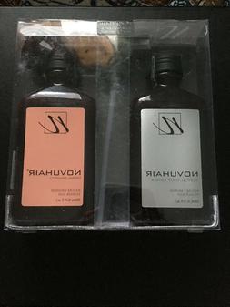 NOVUHAIR HAIR 2 IN 1 LOTION & SHAMPOO HELPS IN HAIR LOSS NAT