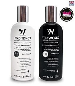 Hair Growth Shampoo and Conditioner by Watermans - Combo Pac
