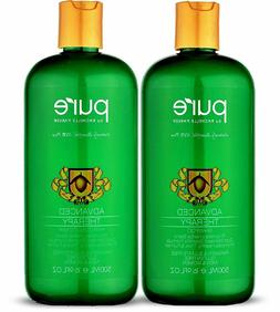 Natural Hair Growth Shampoo and Conditioner For All Hair Typ