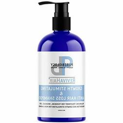 Pure Biology Hair Growth Stimulating Shampoo with Biotin Nat