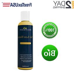Hair Loss Shampoo for Men & Women 8 oz for All Hair Types by