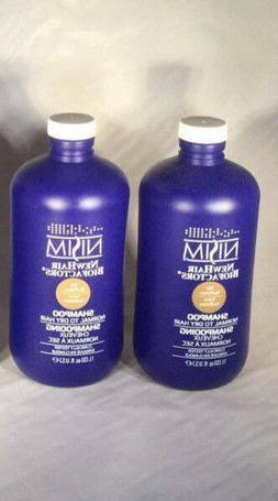 Nisim Hair Loss Shampoo for Normal to Dry Hair 1L - 2 Shampo