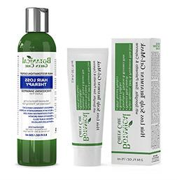 Hair Loss Therapy Shampoo & Scalp Treatment Mask Value Set 2