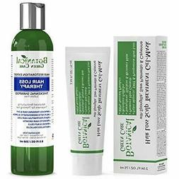 "Hair Loss Therapy Shampoo "" Scalp Treatment Mask Value Set"