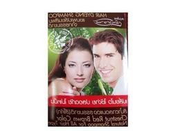 Natural Shampoo, Chestnut Red Brown Hair Color  for Men & Wo