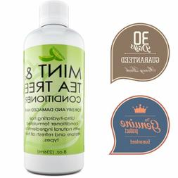 Hydrating Conditioner Mint & Tea Tree Oil For Dry and Damage