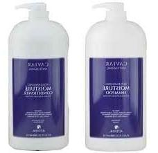 Alterna Caviar DUO Moisture Shampoo 67.6 oz and Conditioner