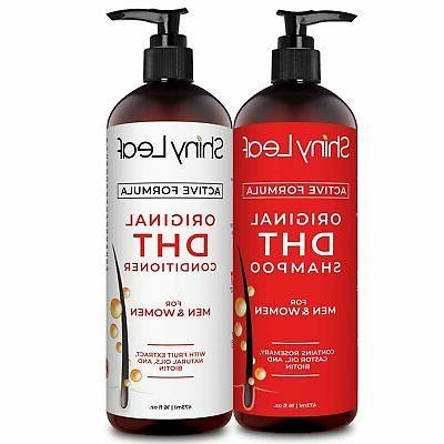 active formula dht blocker shampoo and conditioner