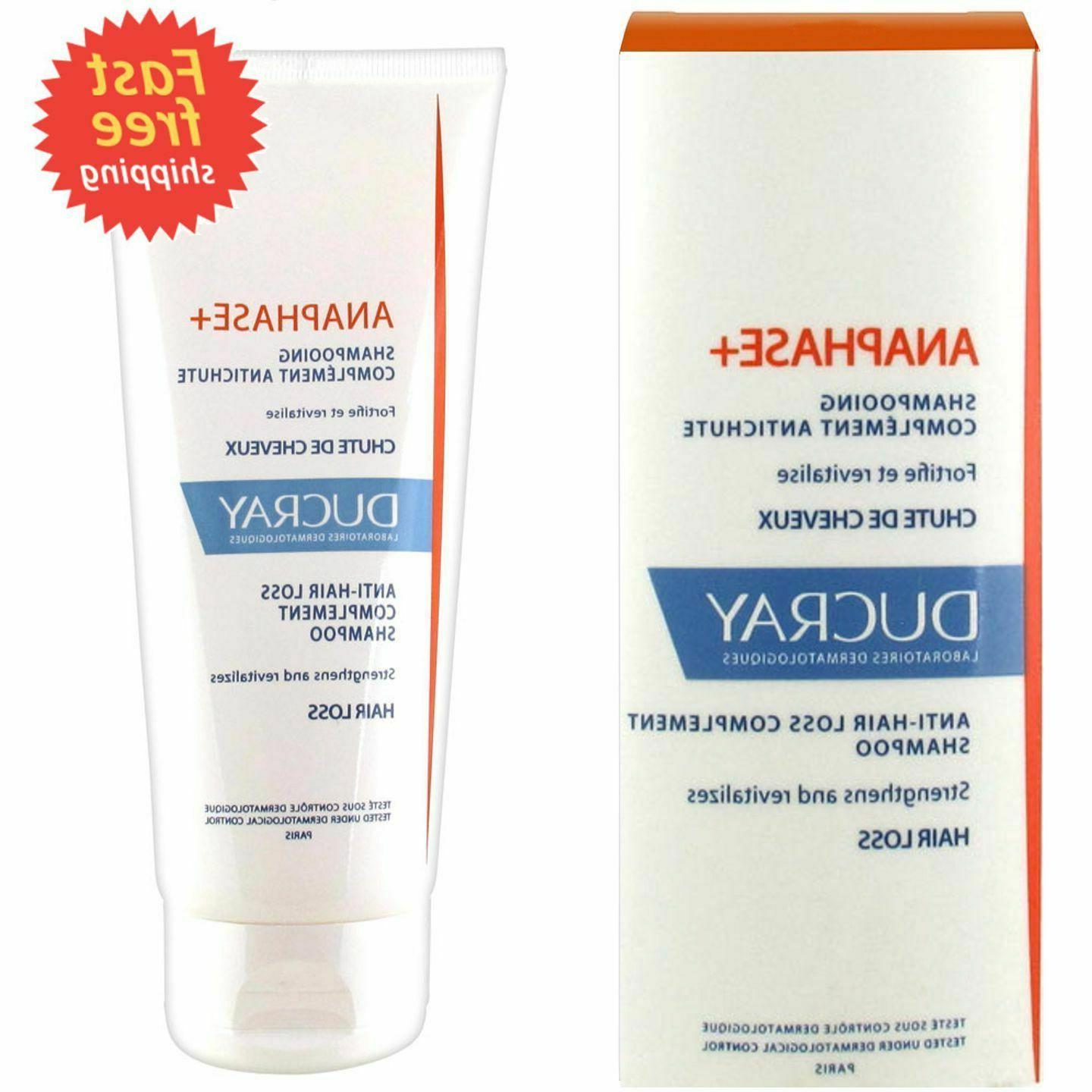 anaphase complement shampoo anti hair loss 200ml