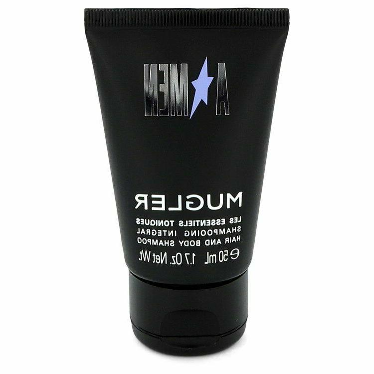 Angel Men Mugler Fragrance Hair And Body Shampoo 1.7oz SEALE