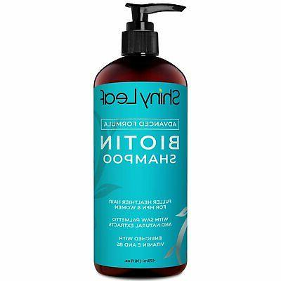 anti hair loss biotin shampoo for hair