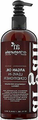ArtNaturals Argan Oil Leave-In Conditioner - 12 oz Made with