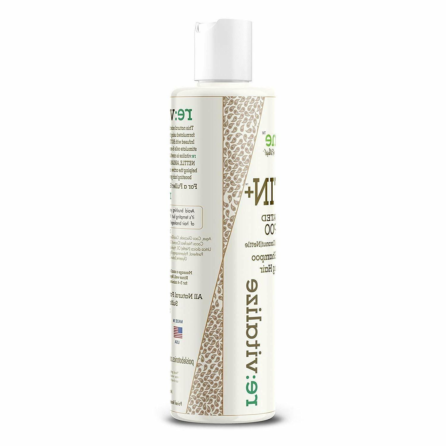 Biotin Shampoo For Growth Loss
