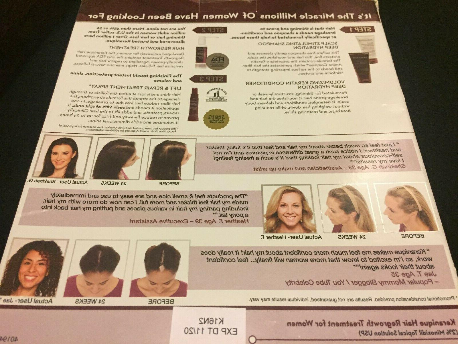 System for Women**4 Piece System**FREE
