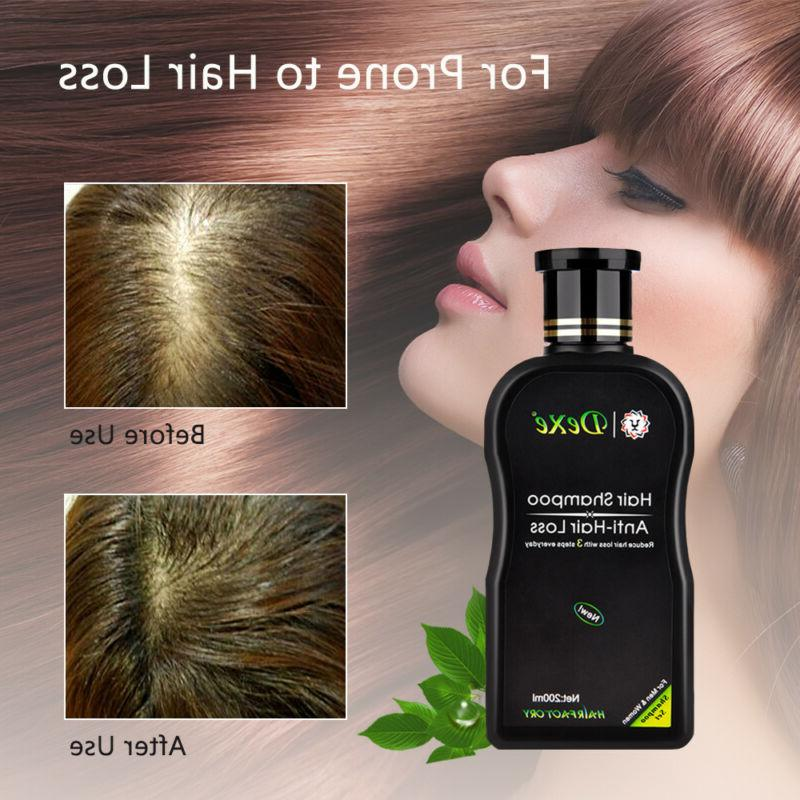 Dexe Hair Loss Set Avoid Hair Loss Growth 200ml