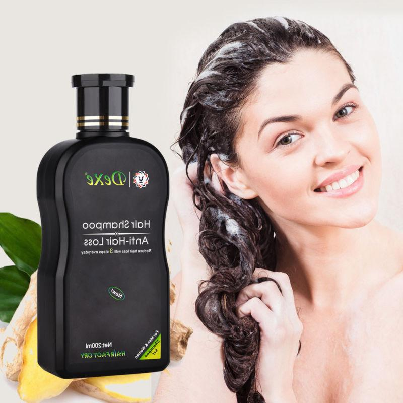 Dexe Anti Hair Loss Shampoo Hair Fast Growth 200ml