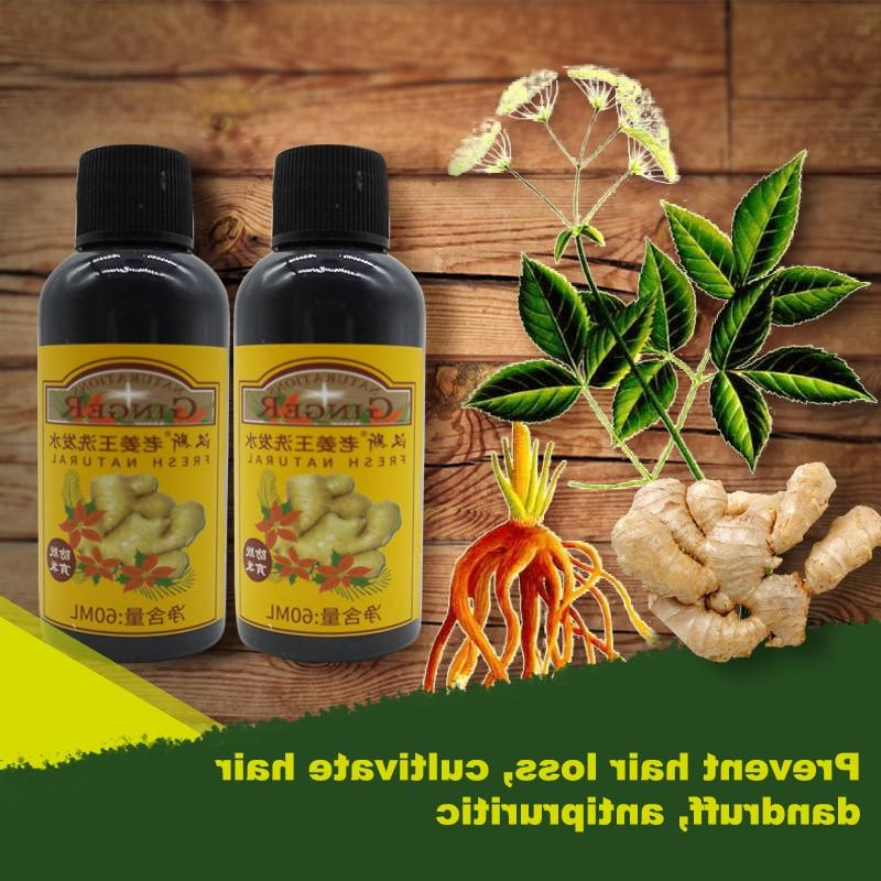 60 Ml <font><b>Loss</b></font> <font><b>Shampoo</b></font> Treatment Oil Dandruff Itch <font><b>Unisex</b></font> Chinese Herbal Medicine <font><b>Shampoo</b></font>