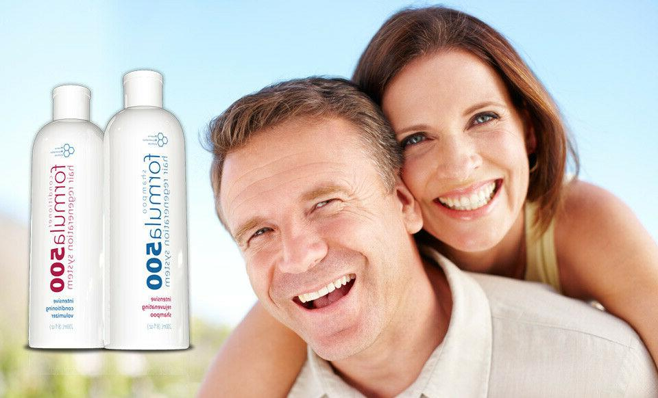 Hair Growth Conditioner Hair Loss System Hair Regrowth