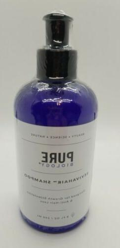 PURE Biology Hair Growth Shampoo Stimulating Reviva Keratin