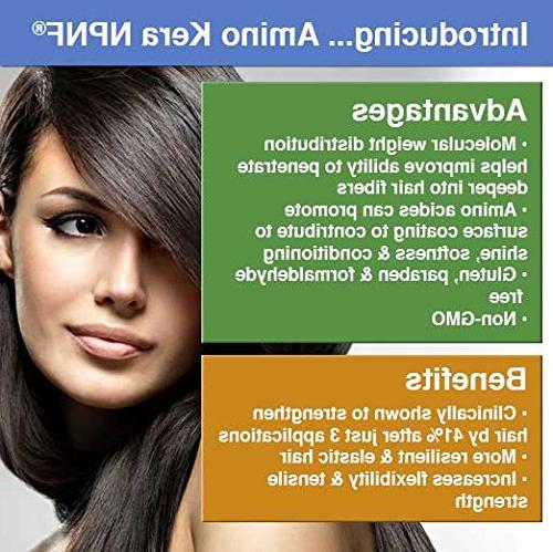 Hair Growth Conditioner Keratin & Hair Loss Treatment Thinning, & for Men