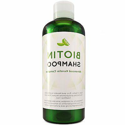 Hair Shampoo for Men and Women DHT Blocker - for Growth and -