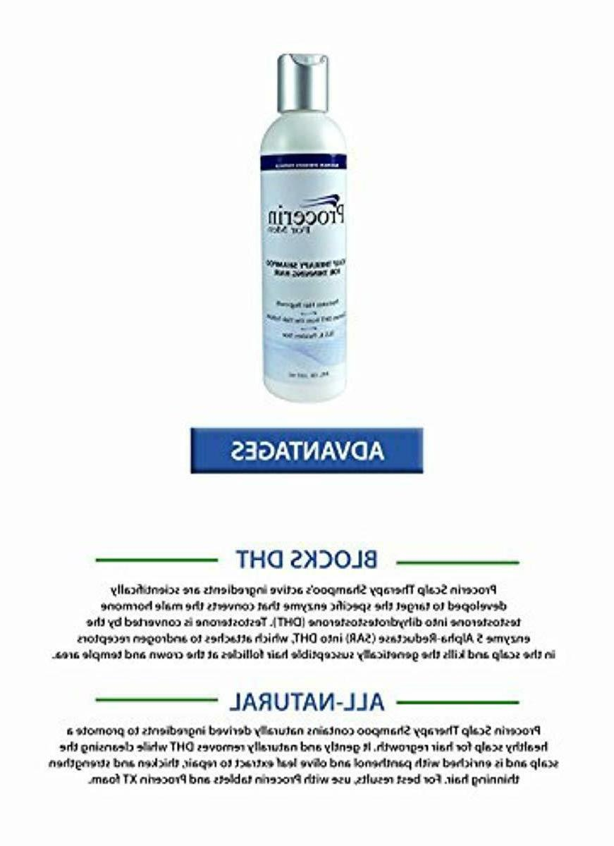 Hair Regrowth Scalp Therapy Pack