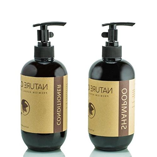 NATURE Natural promote healthier and hair radiant and essential