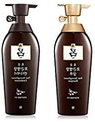 Ryoe Korean New Root Volume Shampoo 16.90 Oz 500Ml Condition