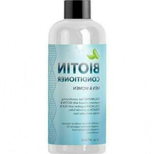 natural biotin conditioner for hair loss dht