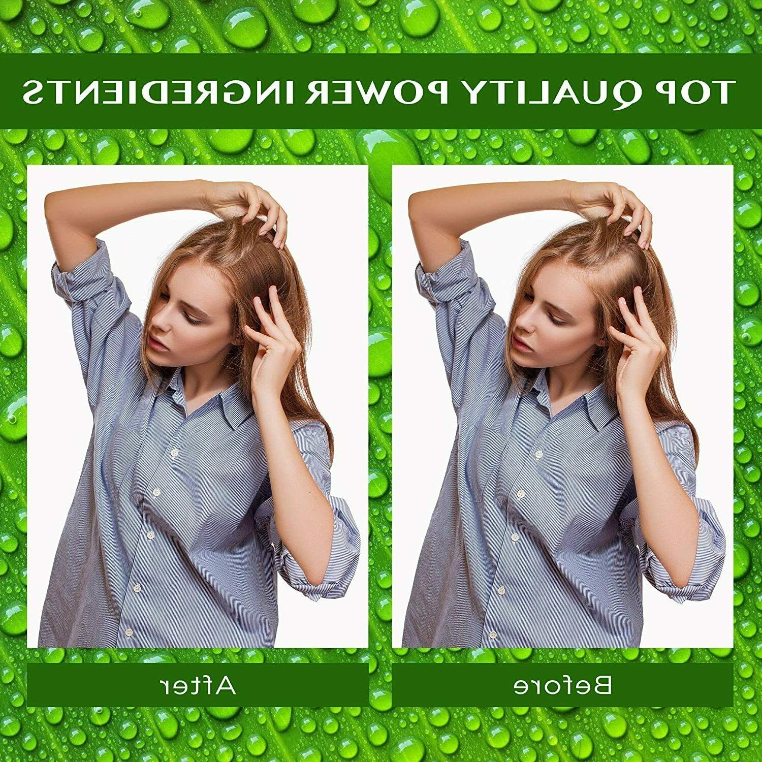 Natural Growth with Caffeine and Biotin - Growth