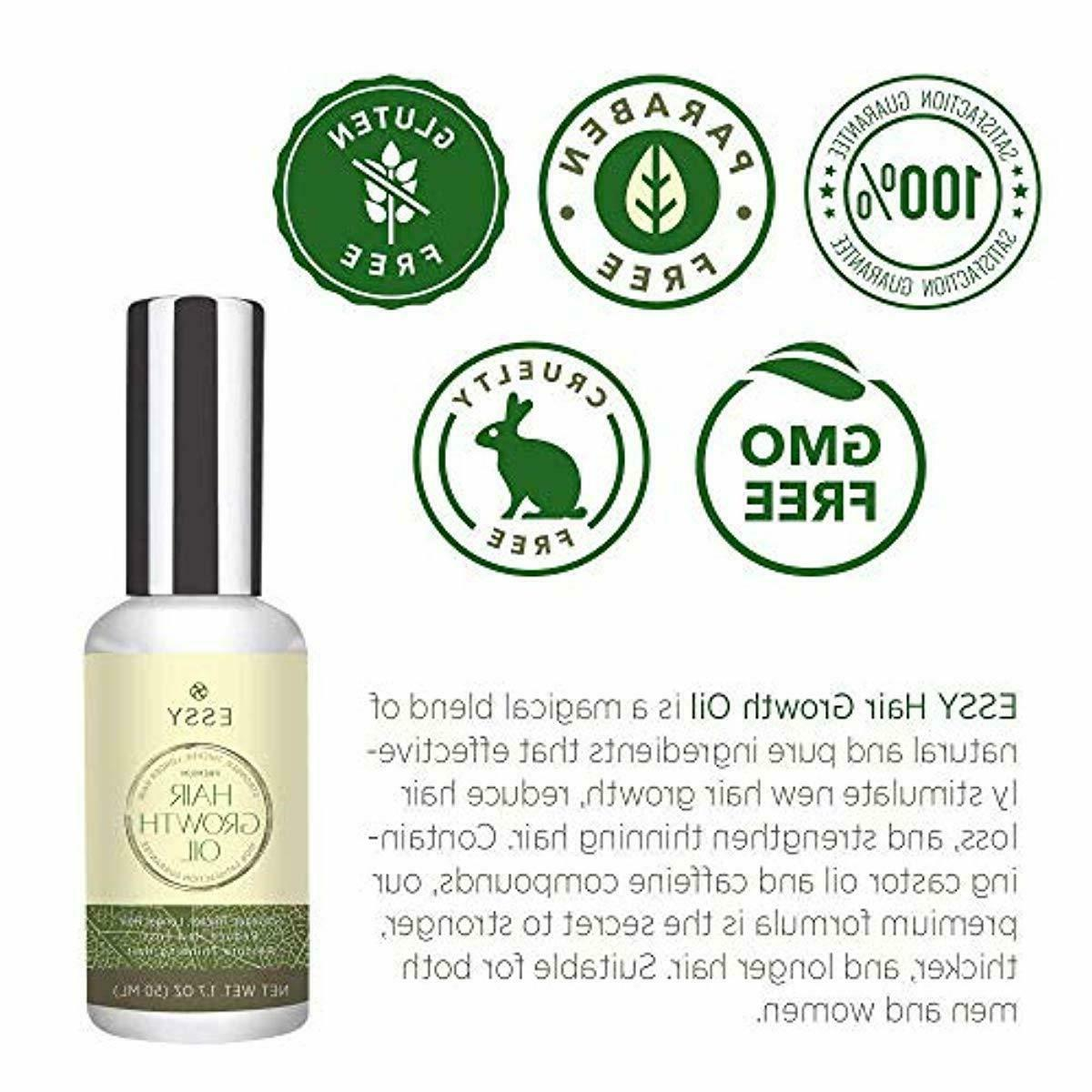 Natural Hair Growth with and - Oil for