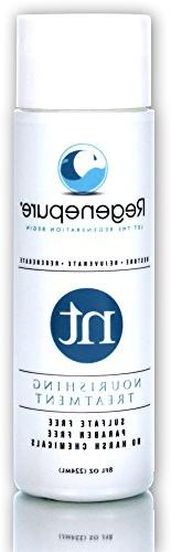 Regenepure NT Hair Regrowth Shampoo For Hair Thickening and