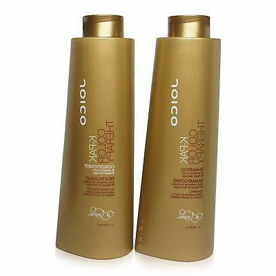Joico K Pak Color Therapy Shampoo for Unisex, 10.1 Ounce