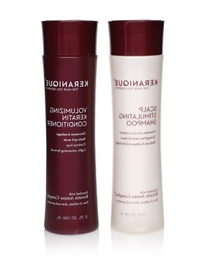 shampoo and conditioner set for hair growth