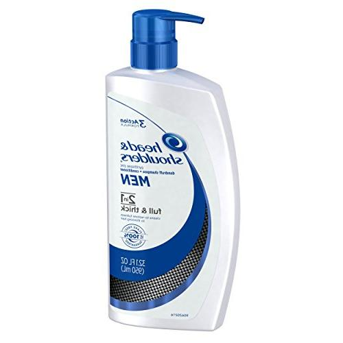 and Thick Shampoo Conditioner Fl for Fighting Hair Thinning Loss and
