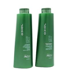 Joico Body Luxe Shampoo & Conditioner Liter Duo  by JOICO BE