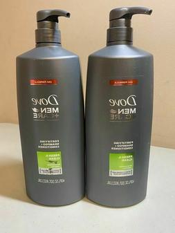 Dove Men+Care 2 in 1 Shampoo and Conditioner, Fresh and Clea