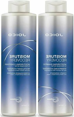 Joico Moisture Recovery Shampoo and Conditioner Liter Duo Se